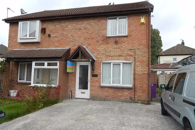 Thumbnail Semi-detached house for sale in Galemeade, Norris Green