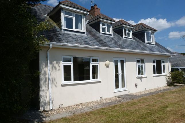 Thumbnail Detached bungalow to rent in Sclerder Lane, Looe