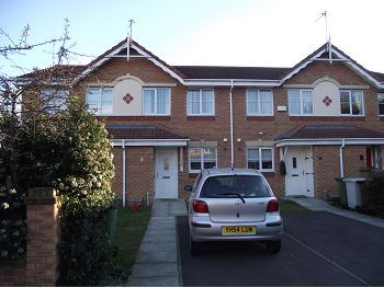 Thumbnail Terraced house to rent in Markham Grove, Prenton