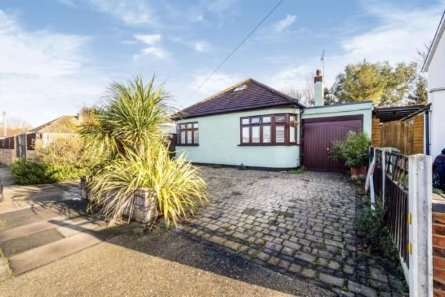 Thumbnail Bungalow for sale in Saunton Road, Hornchurch