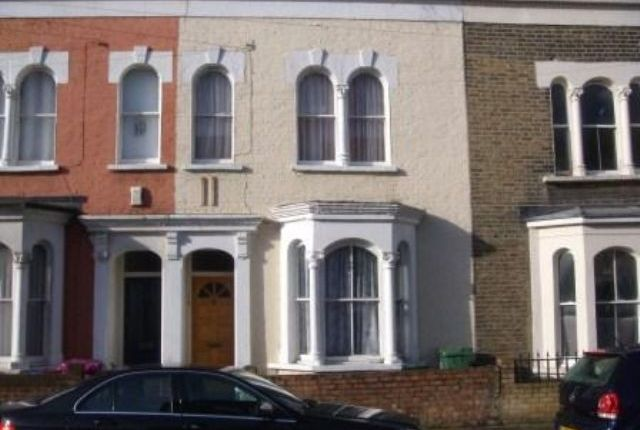 Thumbnail Terraced house to rent in Maritime Street, London