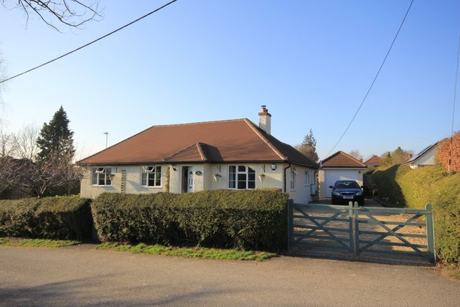 Thumbnail Detached bungalow for sale in Upper Icknield Way, Princes Risborough