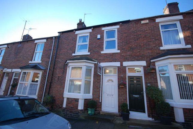 Thumbnail Terraced house for sale in Mistletoe Street, Crossgate Moor, Durham