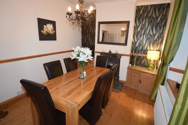 Dining Room of North Row, Barrow-In-Furness, Cumbria LA13