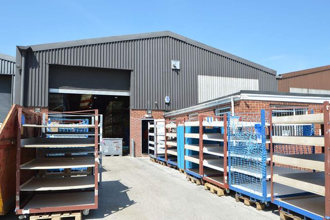 Thumbnail Warehouse to let in Unit 30, Haviland Road, Wimborne