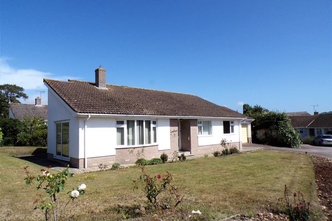 Thumbnail Detached bungalow for sale in Elmwood Gardens, Colyford, Colyton, Devon