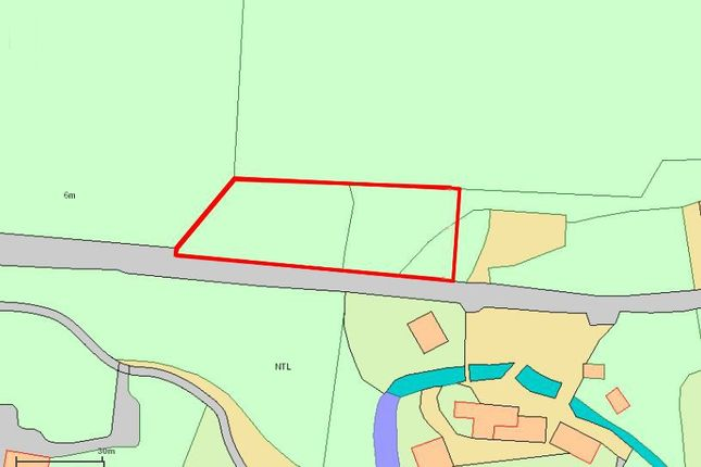 Thumbnail Land for sale in Glenborrodale, Acharacle