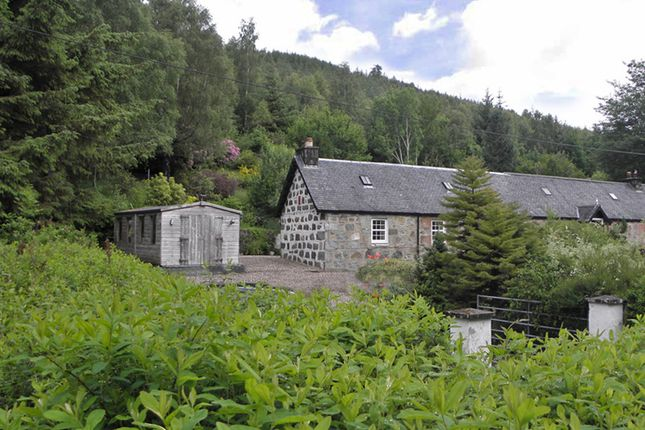 Thumbnail End terrace house for sale in Invergarry