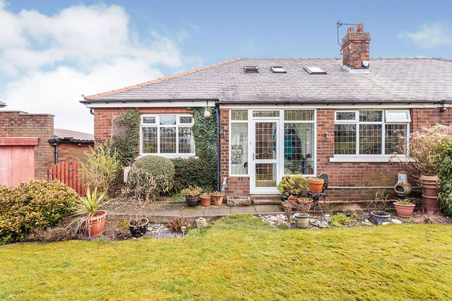 Thumbnail Bungalow for sale in Radfield Drive, Bradford, West Yorkshire
