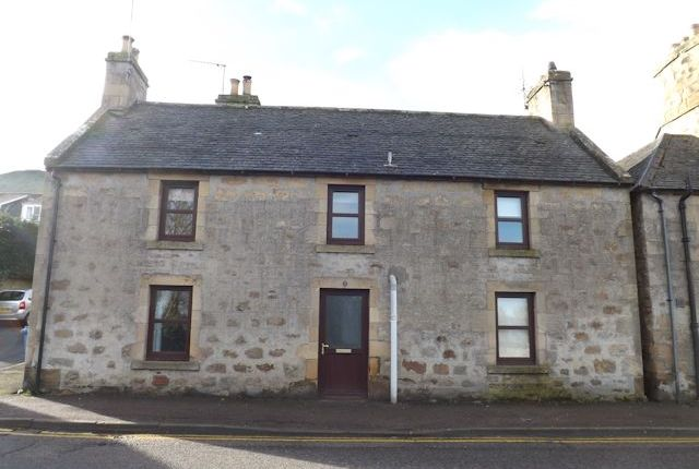 Thumbnail End terrace house for sale in Ankerville Street, Tain