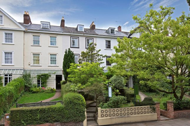 Thumbnail Hotel/guest house for sale in New North Road, Exeter, Devon