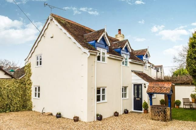 Thumbnail Detached house for sale in Cadnam, Southampton, Hampshire