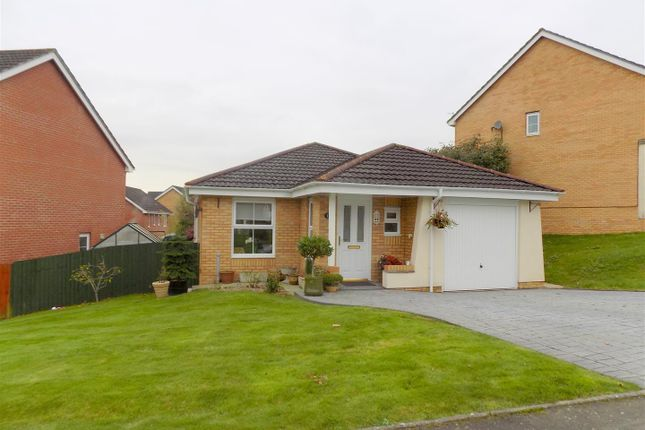 Thumbnail Detached bungalow for sale in Crymlyn Gardens, Neath