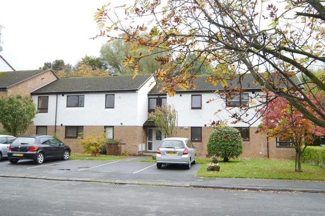 Thumbnail Flat to rent in Mayfair Gardens, Ponteland, Newcastle Upon Tyne