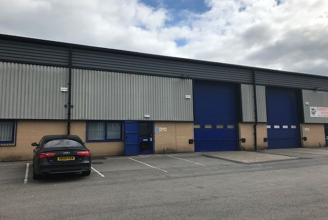 Thumbnail Industrial to let in Unit 10, Empire Business Park, Burnley