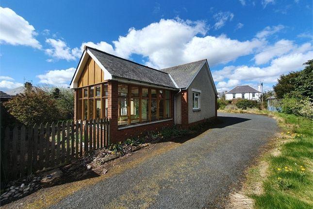 Thumbnail Detached bungalow for sale in Lanark Lodge, Bridgend, Duns, Berwickshire, Scottish Borders