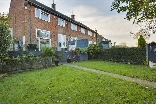 Rear (3) of Mosswood Crescent, Bestwood Park, Nottinghamshire NG5