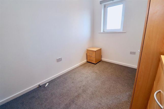 Bedroom Two of Bryers Court, Central Way, Warrington WA2