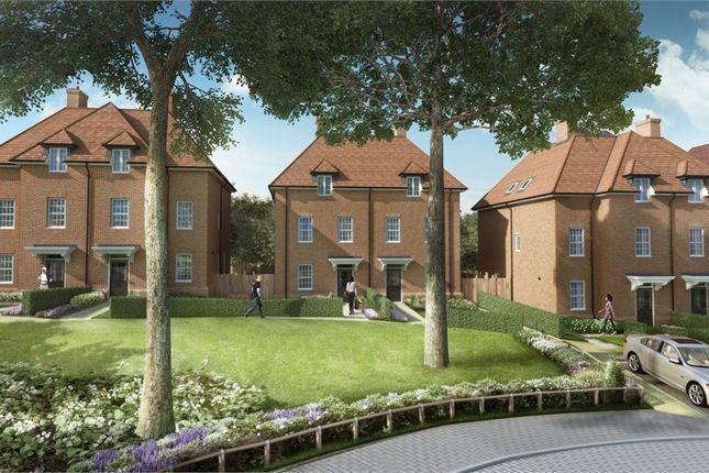 Thumbnail Semi-detached house for sale in Elmbank Avenue, Arkley, Barnet