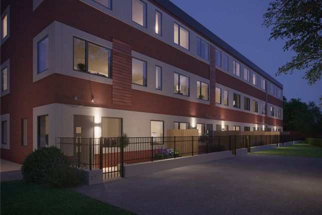 Thumbnail Flat for sale in Lime Tree Place, Collingwood Road, Witham, Essex