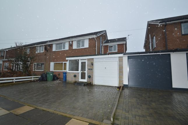 Thumbnail Semi-detached house to rent in Randale Drive, Bury