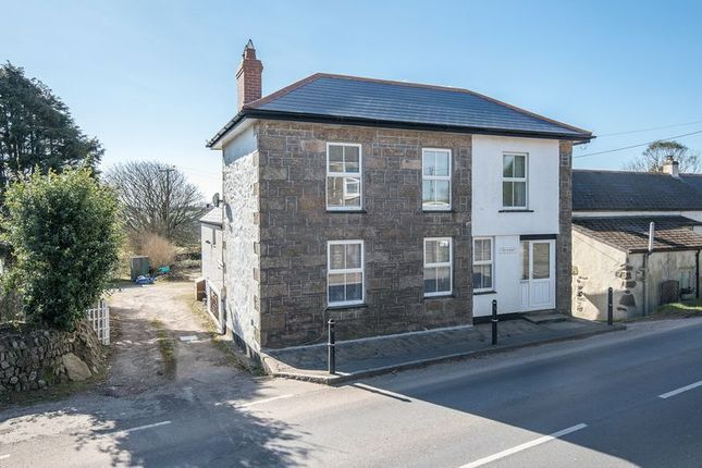 Thumbnail Detached house for sale in Piece, Carnkie, Redruth