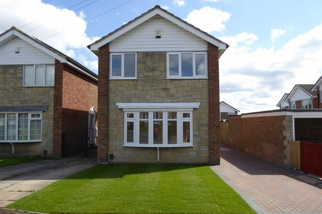 Thumbnail Detached house for sale in Lawns Crescent, New Farnley, Leeds, West Yorkshire