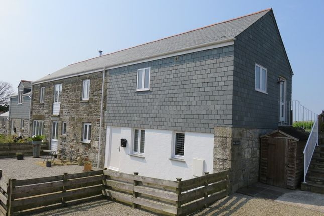 Thumbnail Semi-detached house for sale in Hayle Road, Crowntown, Helston