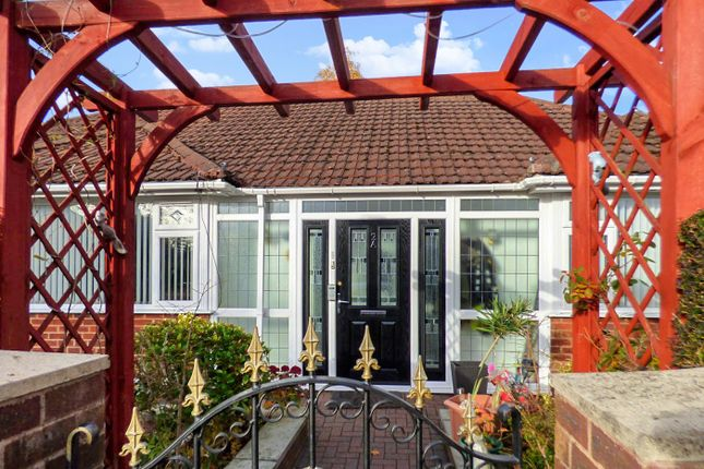 Thumbnail Detached bungalow for sale in Thornham Road, Sale, Cheshire