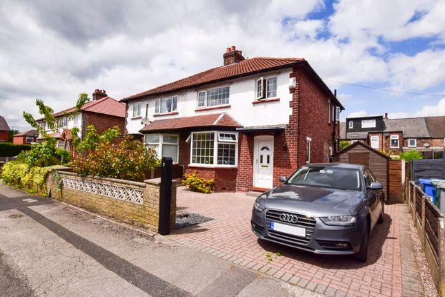 3 bed semi-detached house for sale in Victoria Avenue, Timperley, Altrincham WA15
