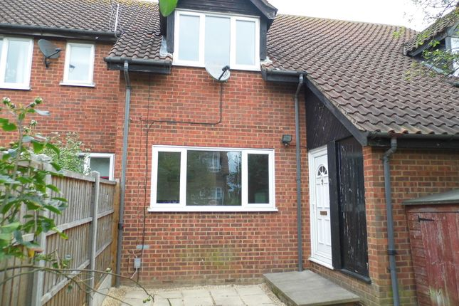 Thumbnail Terraced house for sale in Mahon Close, Enfield