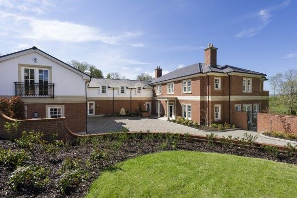 Thumbnail Detached house for sale in The Henley, Ballanard Woods, Douglas