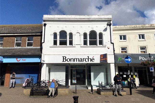 Thumbnail Retail premises for sale in High Street, Littlehampton, West Sussex