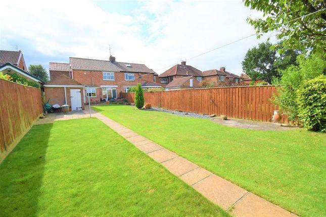 Rear Garden of Adcott Road, Acklam, Middlesbrough TS5
