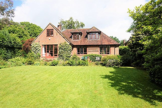 Thumbnail Detached house for sale in Pine View Close, Haslemere