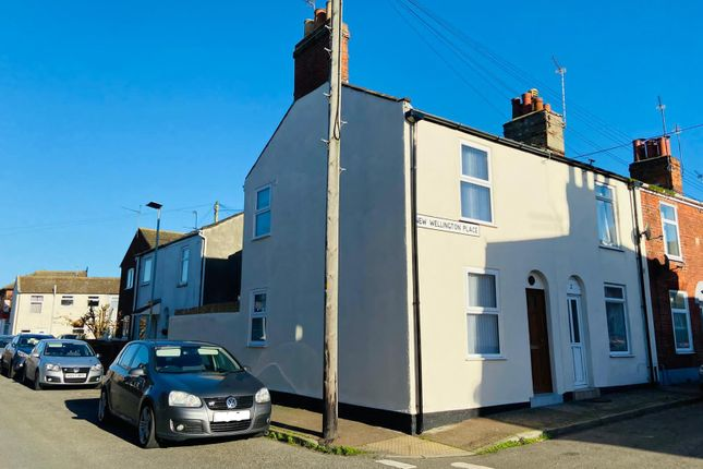 2 bed end terrace house for sale in New Wellington Place, Great Yarmouth NR30