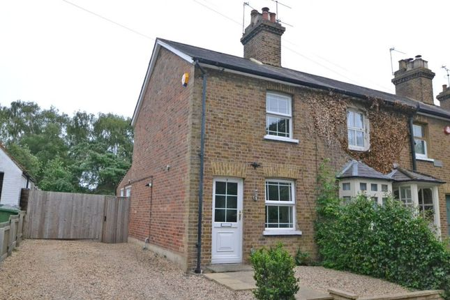 Thumbnail Property for sale in Back Lane, Letchmore Heath, Watford