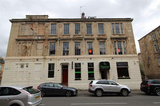 Thumbnail Flat to rent in 1/1 110 Elderslie Street, Glasgow