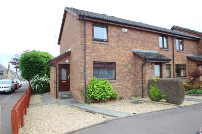 Thumbnail End terrace house for sale in Weavers Crescent, Kirkcaldy, Fife