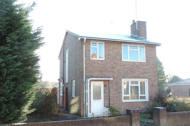 Thumbnail Detached house to rent in Watercall Avenue, Styvechale, Coventry