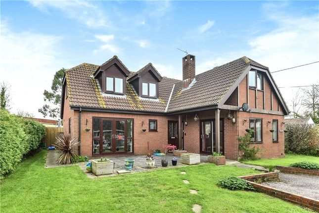 Thumbnail Detached house for sale in Willhay Lane, Axminster, Devon