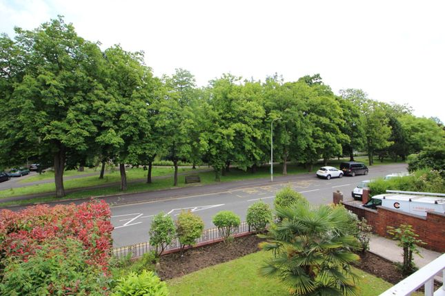 Front View of Lake Road West, Roath Park CF23