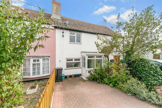 Thumbnail Terraced house for sale in Mile End Road, Colchester