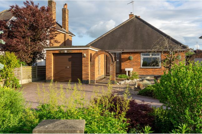 Thumbnail Detached bungalow for sale in Grantham Road, Radcliffe On Trent