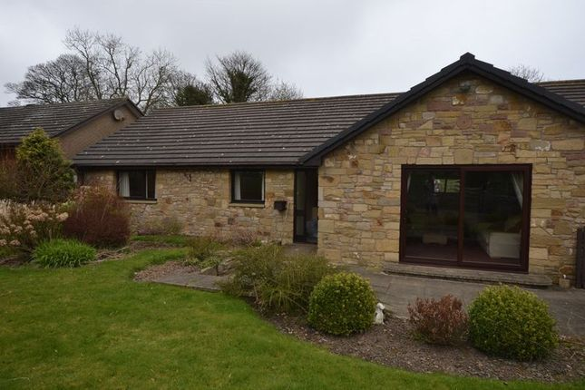 3 bed bungalow for sale in Dunstan Village, Dunstan, Alnwick