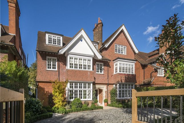 Thumbnail Detached house for sale in Wadham Gardens, Primrose Hill, London