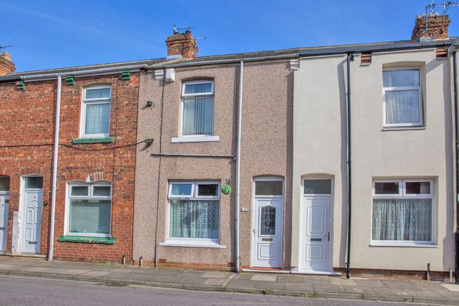 Front View of Marlborough Street, Hartlepool, Durham TS25