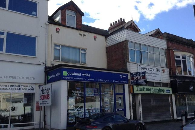 Thumbnail Office for sale in 61 Borough Road, Middlesbrough