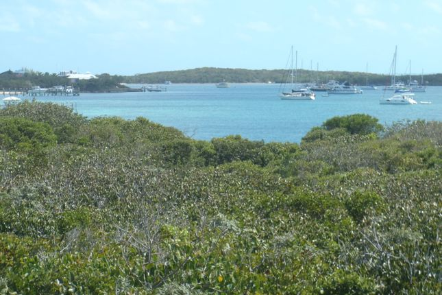 Land for sale in Great Guana Cay, Abaco, The Bahamas