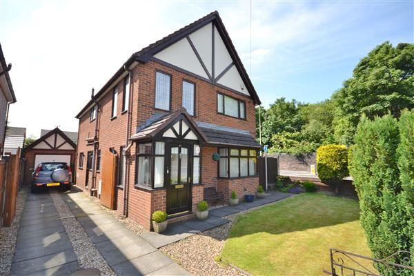 4 bed detached house for sale in Anderton Road, Euxton, Chorley